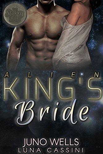 Alien King's Bride (Science Fiction Alien/BBW Romance): The Starry Eyes Agency (Sexy Female Marine)