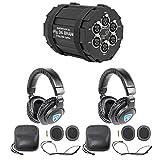 American DJ WIFLY D6 BRANCH 6-Way DMX Splitter w/Wireless Transmitter+Headphones