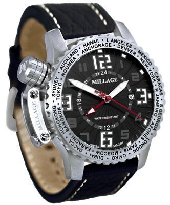Millage Moscow Collection - BLK-BLK-LB