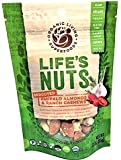 Organic Raw Sprouted Buffalo Almonds and Ranch Cashews