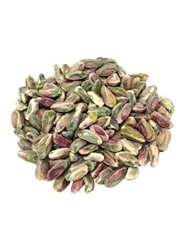 NUTS US  Turkish ANTEP Pistachio Kernels Raw Unsalted No Shell 3 LB