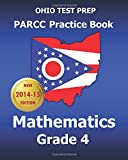 OHIO TEST PREP PARCC Practice Book Mathematics Grade 4, Test Master Test Master Press Ohio, 1502464365