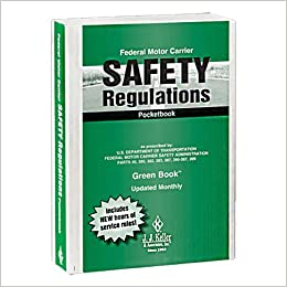 Federal motor carrier safety regulations pocketbook 9781602875944 federal motor carrier safety regulations pocketbook 2nd ed edition fandeluxe Image collections