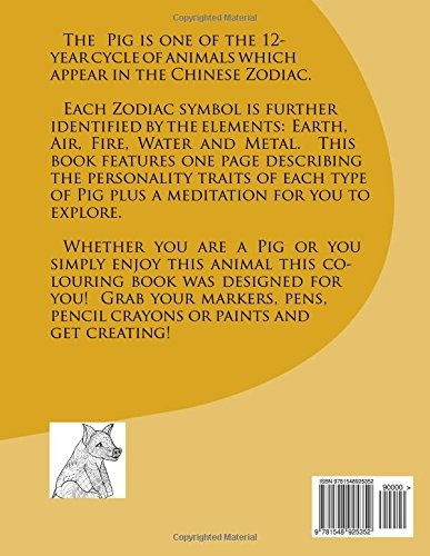 Amazon com: I'm a Pig - Year of the Pig: My Chinese Zodiac