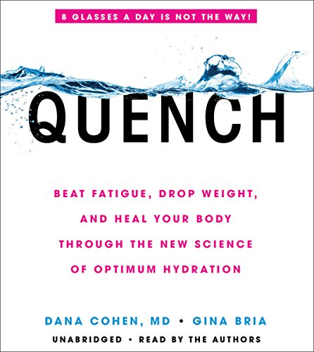 Quench by Hachette Audio