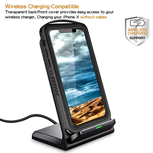 hot sale online 68dcd 44162 Temdan iPhone X Waterproof Case, SUPREME Series Shockproof - Import ...