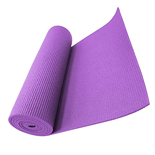 Gymenist Yoga Mat Workout Exercise Floor Mat With Free