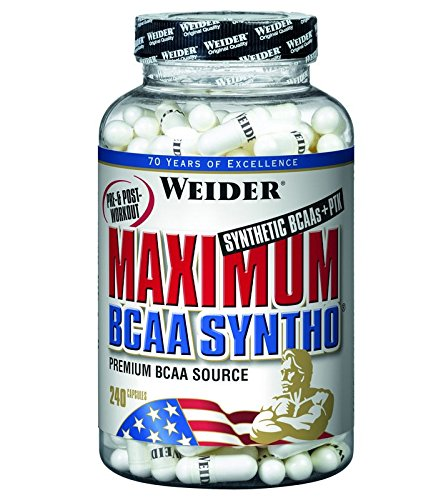 Weider Nutrition Maximum BCAA Syntho 240
