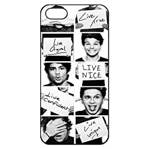 One Direction Iphone 5 5s Hard Back Shell Case Cover Skin for Iphone 5/5s Cases