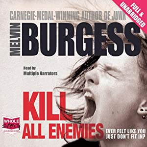Kill All Enemies Audiobook