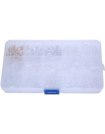 Almohadillas de silicona para la nariz - 300pcs 15 valores Almohadillas de silicona para la nariz