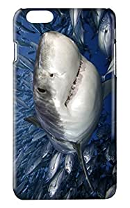 Funda carcasa tiburones para Huawei P7 P8 P9 P8LITE P9LITE LITE P9PLUS Honor 5X 7 8 Mate S G8 GX8 PLUS plástico rígido