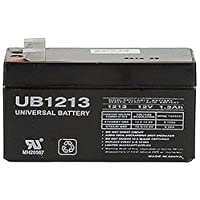 BATTERY SLA UB1213 by UPG MfrPartNo 86451