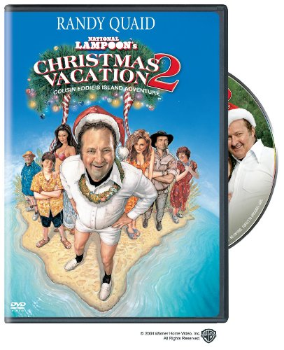 National Lampoon's Christmas Vacation 2 - Cousin Eddie's Island Adventure Lampoon Vacation Christmas