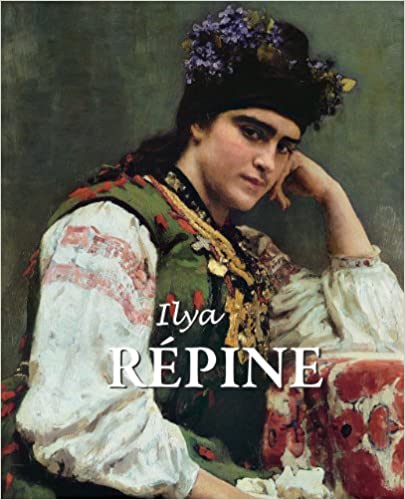 Free ebooks downloads for android Ilya Répine (French Edition) (Spanish Edition) RTF by Grigori Sternine,Elena Kirillina