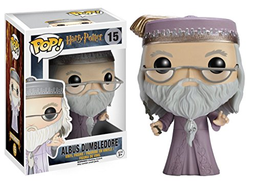 Funko POP Movies: Harry Potter Action Figure - Dumbledore (Harry Potter Pop Figures compare prices)
