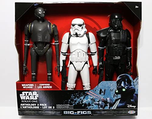 Star Wars Rogue One K-2SO Stormtrooper Death Trooper 18