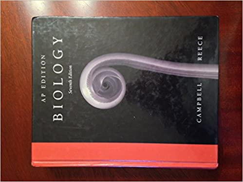 Amazon biology ap edition 9780805367775 neil a campbell biology ap edition 7th edition by neil a campbell author jane b reece fandeluxe Images