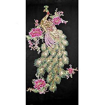 3D Blume Stickerei Aufnäher Applikation Blumen Nähen Patches DIY Kleid Kunst Neu