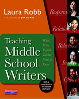 Amazon teaching middle school language arts incorporating teaching middle school writers what every english teacher needs to know fandeluxe Image collections