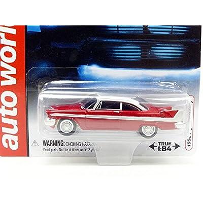 Diecast 1958 Plymouth Fury \