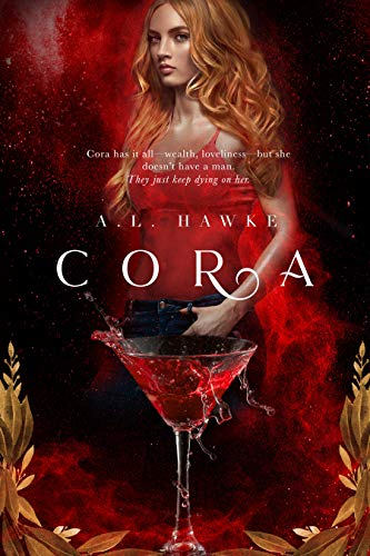 CORA by A.L. Hawke ebook deal