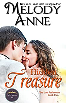 Hidden Treasure (The Andersons Book 9) by [Anne, Melody]