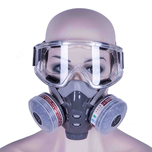 Face Mask For Spray Painting - 7
