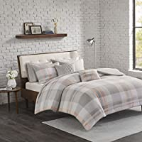 Madison Park Westin Cotton Flannel Comforter Set