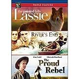 Family Adventure V.2: River's End / The Proud Rebel / Lassie: The Painted Hills by Echo Bridge Home Entertainment by Michael Curtiz, Harold F. Kress William Katt