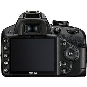 Nikon D3200 Digital SLR Camera Body (Black) by Nikon