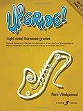 Up-grade! Alto Saxophone Grades 1-2 (Saxophone with Piano) [Up-Grade! Series]