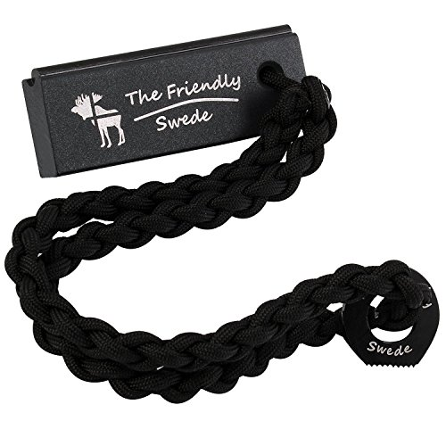 Friendly Swede Paracord Magnesium Starter