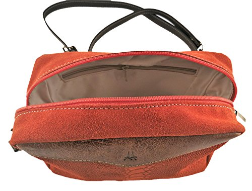 Anther Femme Bandoulière Orange Pour Sac Sq8SWw6f