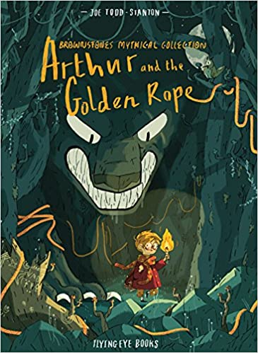 Image result for arthur and the golden rope