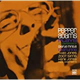Pepper Adams Pepper Adams Plays the Compositions of Charlie Mingus