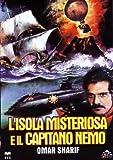 L'Isola Misteriosa E Il Capitano Nemo by Omar Sharif