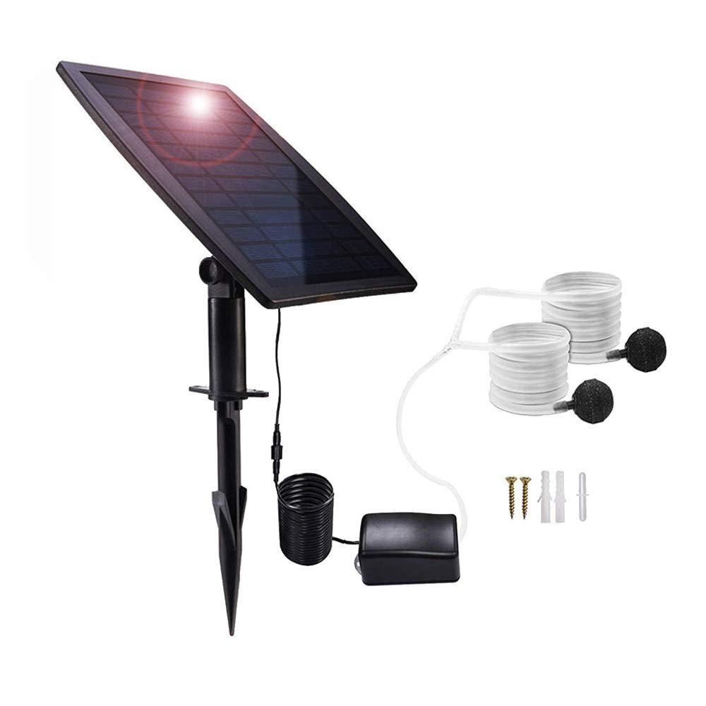 Lancoon Solar Powered Air Pump Kit