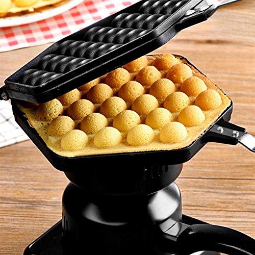 Katoot@ Eggs Puffs Pan Grill Baking Oven Mold Roll Aluminum