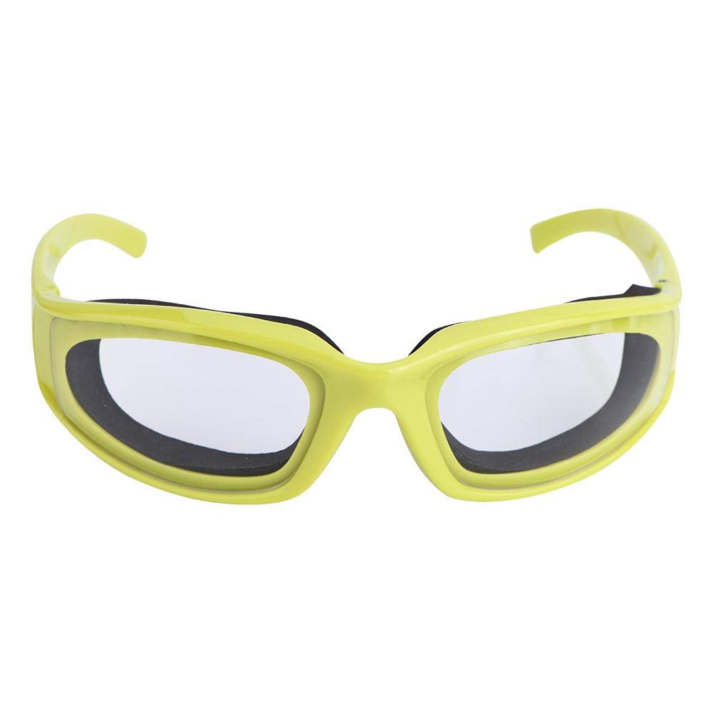 Onion Cutting Goggles, Asixx Anti-Spicy Onion Cutting Goggles Anti-Splash Protective Glasses Eye Protector Kitchen Gadget Sponge Design for Comfortable Wear