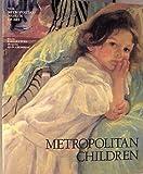 Metropolitan Children, Barbara Burn, 0810913216