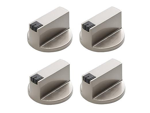 uctop almacenar 4 pc 6 mm 90 ° Universal acero inoxidable redondo ...