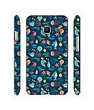 Casotec Aquarium Texture Designer 3D Printed Hard Back Case Cover for Samsung Galaxy J1 Mini