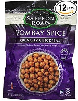 Saffron Road Chickpea Bombay Spice