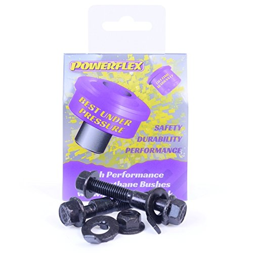 PFA100-12 Powerflex PowerAlign 12mm Camber Bolt Kit (2 in Pack) Black Finish EPTG Ltd