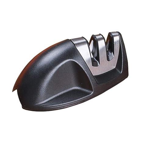 Compra Mini Afilador de Cuchillos Manual PortáTil, Piedra de ...