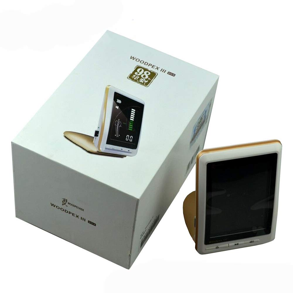 Doc.Royal 100%Woodpecker III Endodontic Apex Locator Root Canal Finder Endo Measure(Luxury Gold) by Doc.Royal (Image #1)