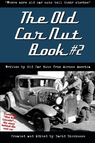Old Car Nut Book stories product image
