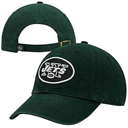 newest ddc2b 40d49 Amazon.com   Men s  47 Brand New York Jets Clean Up Adjustable Slouch Hat  Adjustable   Sports   Outdoors