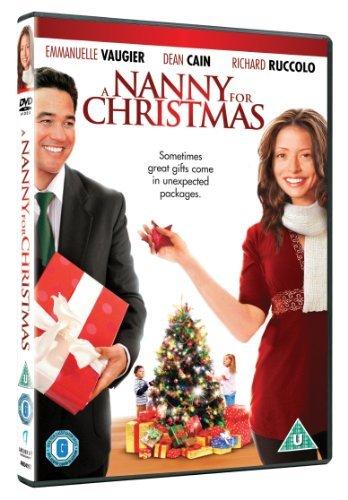 A Nanny For Christmas.A Nanny For Christmas Dvd By Emmanuelle Vaugier Amazon Co